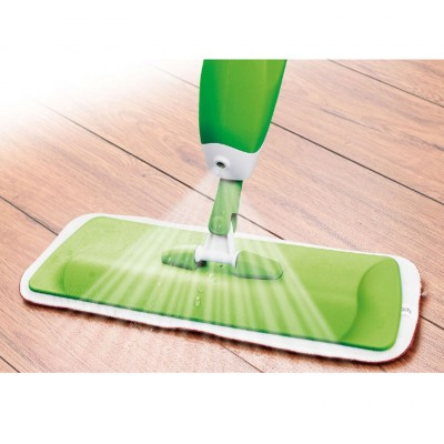 Швабра с распылителем «Microfiber Water Spray Mop Only One» оптом