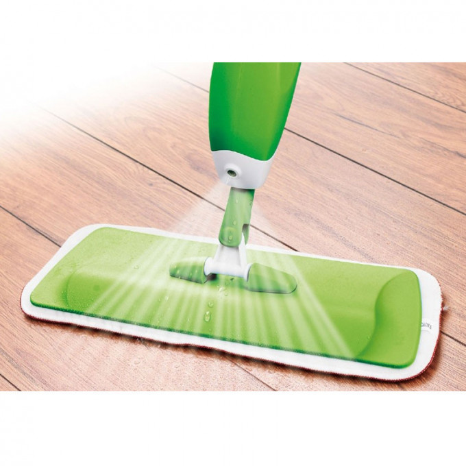 Швабра с распылителем «Microfiber Water Spray Mop Only One»